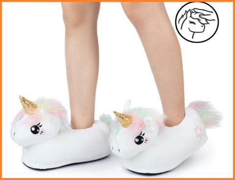 Ciabatte unicorno ragazza