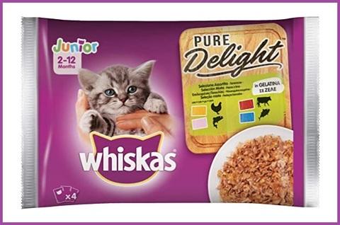 Gatti cibo whiskas