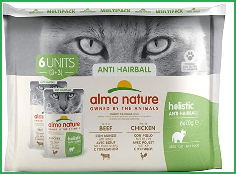 Cibo per gatti almo nature