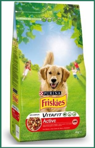 Crocchette Secche Friskies Per Cani