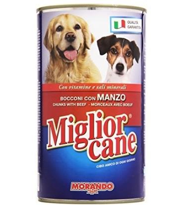 Bocconi Di Manzo Con Vitamine Per Cani
