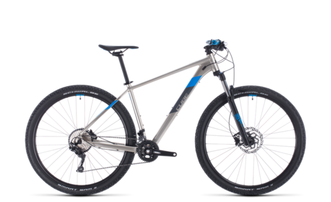 Cube attention titanium n blue 29 19"