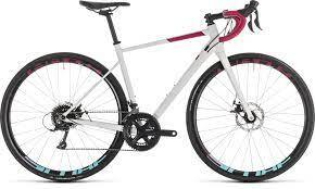 Cube Axial Ws Pro Disc White N Berry 47
