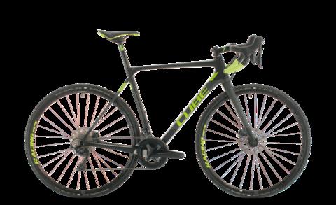 Cube Cross Race C:62 Pro Carbon N Green 53