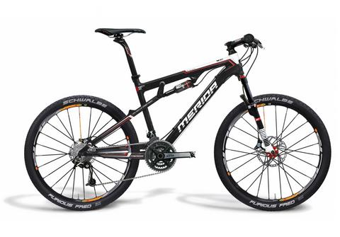 Merida telaio mtb carbon ninety-six 5000d-it 20