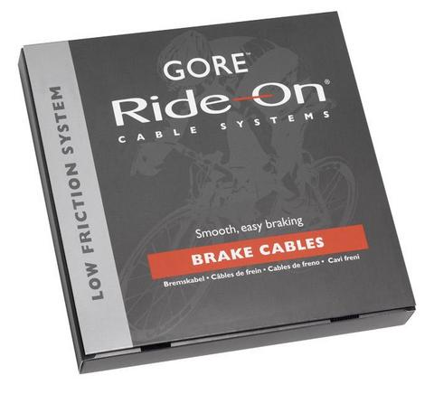 Gore ride on cable system low friction system  brake