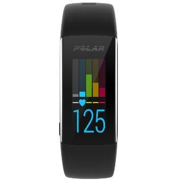 Polar a360, il fitness tracker con lettura ottica della freq