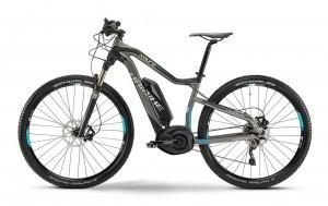 """E-bike Haibike Xduro Hardn.ine Rc 29"""" 400wh 10v 55"""