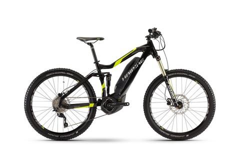 """Haibike E-bike Sduro Allmtn 5.0 400wh 10v Slx Tg 44 27,5"""""""