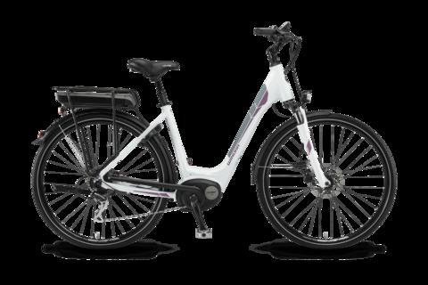 """Winora E-bike B180.x Monotubo 400wh 28"""" 8v"""