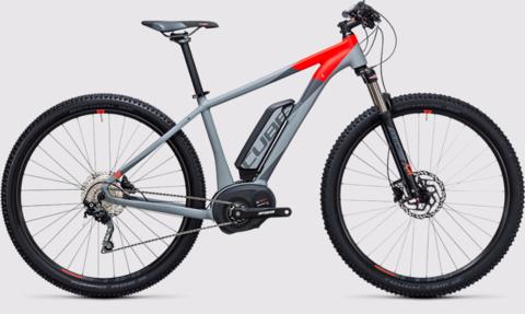 Cube e-bike reaction hybrid hpa pro 400 27,5