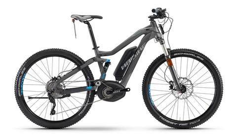 """Haibike E-bike Xduro Fullseven S Rx 27.5"""" 500 Wh 10v. Tg45"""