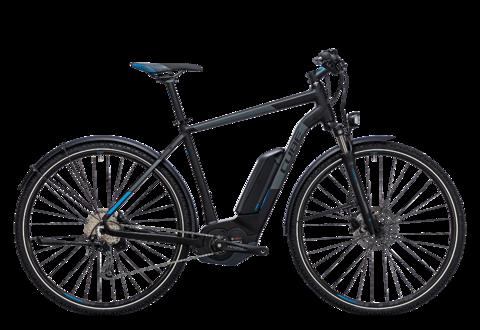 Cube E-bike Cross Hybrid Pro Allroad 500 Taglia 50