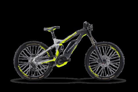 Haibike E-bike Xduro Dwnhll 8.0 500 Wh T. 44