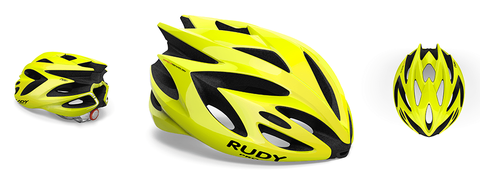 Rudy project rush yellow flou shiny l 59/62