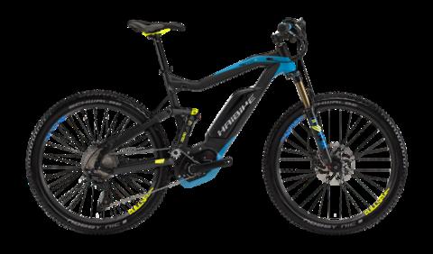 Occasione e-bike haibike xduro fullseven rx 27.5 500wh tg45