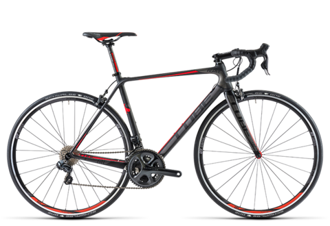 Cube agree gtc slt di2 compact carbon n flashred 50 - Sconto del 15%, BIKE_ROAD | Grandi Sconti