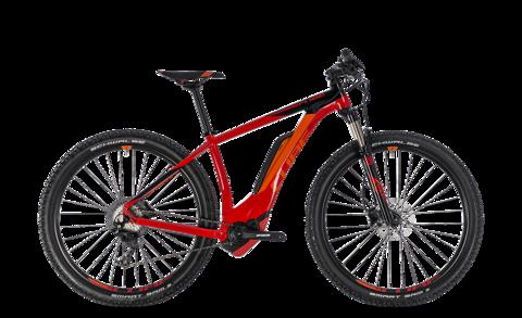 Cube e-bike reaction hybrid race 500 29