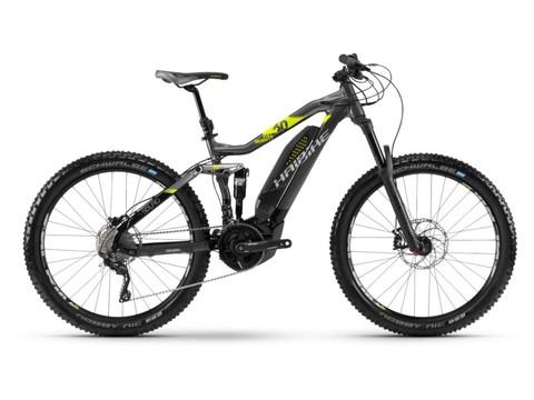 Haibike E-bike Sduro Fullseven Lt 6.0 500wh 20-v Xt Taglia L