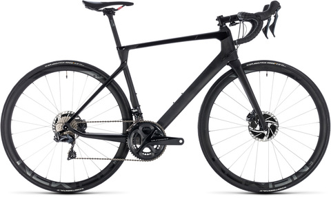 Cube agree c:62 slt disc carbon n black 2018 56