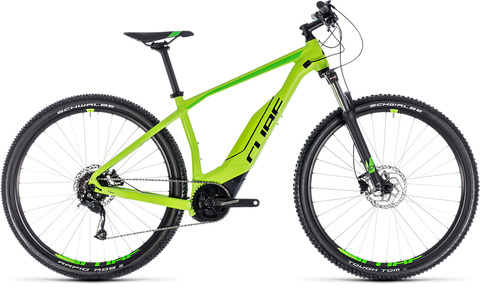 Cube ebike acid hybrid one 400 29 21