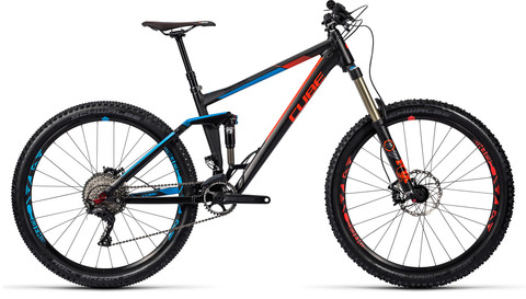 Cube mtb stereo 160 hpa race 27.5 20