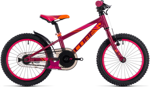 Kid 160 girl berry n pink 2018