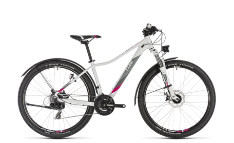 Cube access ws allroad white n berry 16