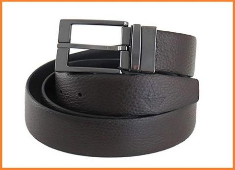 Cintura elegante armani nera