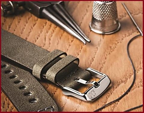 Cinturino orologio in pelle