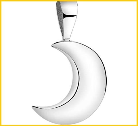 Ciondoli in argento luna