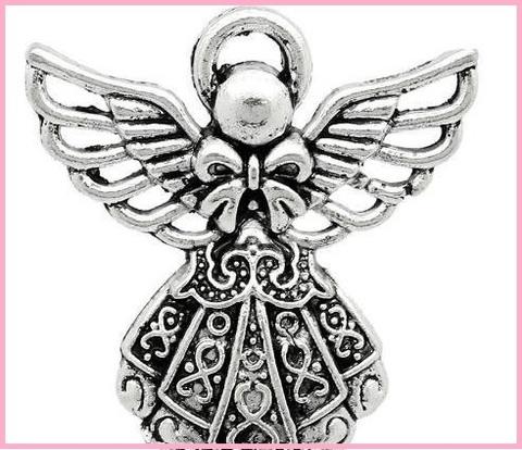 Ciondoli tibetani angelo
