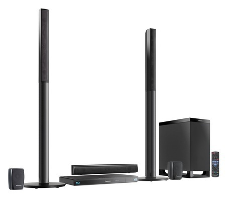 Panasonic home cinema 5.1 sc-btt770