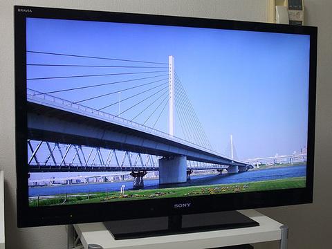 Sony televisore led kdl-40nx720