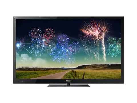 Sony led 3d kdl-65hx920