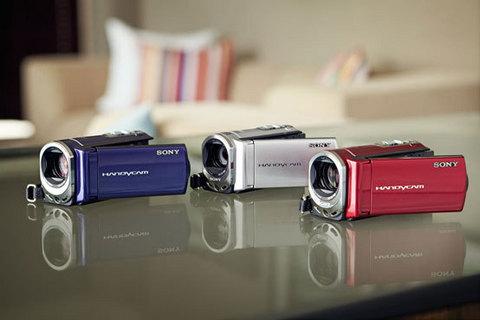 Videocamere digiltali sony