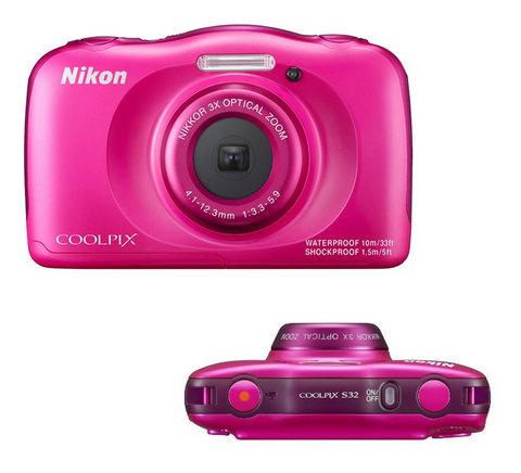 Fotocamera subacquea nikon coolpix