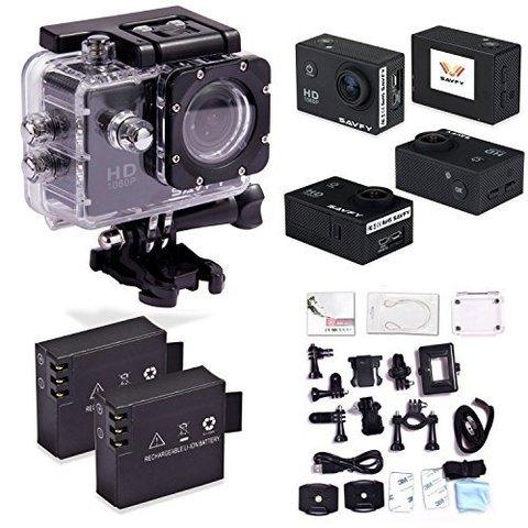 Videocamera sportiva impermeabile per sport estremi e altro