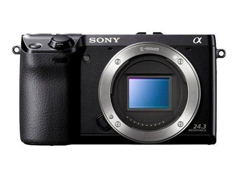 Fotocamera sony nex-7b 24,3 megapixel