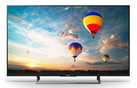 Televisore android tv sony 4k led
