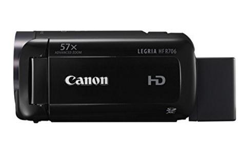 Videocamera digitale full hd legria antracite