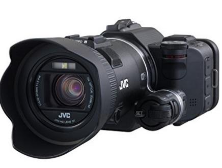 Videocamera jvc full hd alta velocità