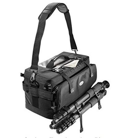 Tracolla protettiva per videocamere professionale