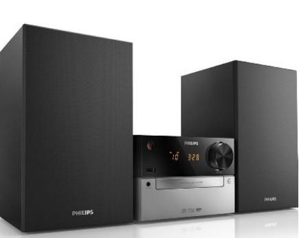 Impianto Stereo Hi Fi Con Sistema Musicale Philips