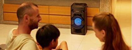 Impianto Sistema Home Della Sony Mega Bass