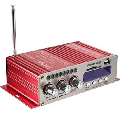 Amplificatore auto stereo elegiant bass booster