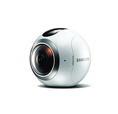 Samsung gear 360 con bluetooth e fotocamera