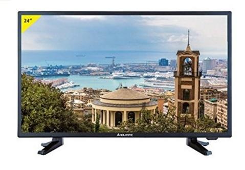 Televisore majestic 24 pollici full hd