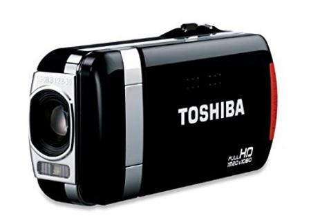 Videocamera toshiba sx900 full hd