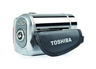 Videocamera della toshiba camileo h30